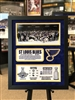 2019 St Louis Blues Stanley Cup Champions collage
