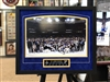2019 NHL Stanley Cup Champions St Louis Blues framed print with black plate