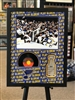 Play Gloria!  2019 NHL Stanley Cup Champions St Louis Blues Gloria 45 record, photo & acrylic laser cut Stanley Cup