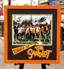 11x14 autographed & custom framed photo of The Sandlot
