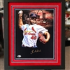 11x14 autograph print of St Louis Cardinals Jordan Hicks