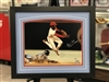 11x14 autograph print of St Louis Cardinals Ozzie Smith