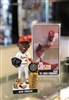 Bob Gibson Springfield Cardinals Autographed Bobblehead