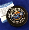 Brayden Schenn autographed official All Star game puck - Beckett Authenticated2