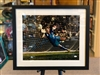 16x20 autographed Hope Solo framed print