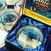 Winter Classic clear puck with melted ice autographed by Vladimir Tarasenko  Beckett authenticated