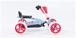 BERG Buzzy Bloom Pedal Kart