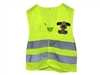 First Bike Safety Vest