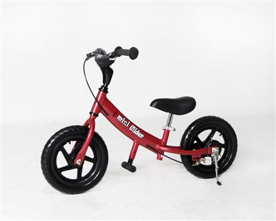 "Glide Bikes Mini Glider 12"" Balance Bike - Air"
