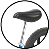 GlideBikes XL Seat Post