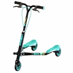 T5 carving scooter - Black
