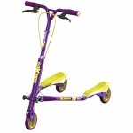 T5 carving scooter - Purple