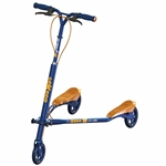 T6 Carving Scooter - Blue