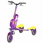 Colt Electric Carving Scooter - Purple