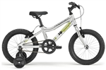 "Ridgeback MX-16 Children's 16"" Bike - Silver"