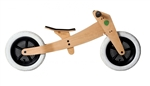 Wishbone Classic Original 2in1 Wooden Balance Bike