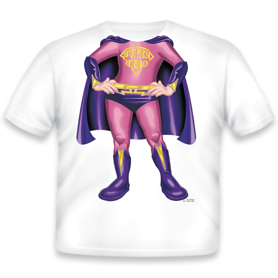 38d620b09 Toddler Girl Superhero Shirts With Capes – EDGE Engineering and ...