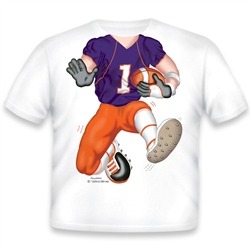 Football Purple/Orange 460