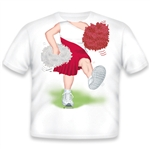 Cheerleader Red/White 469