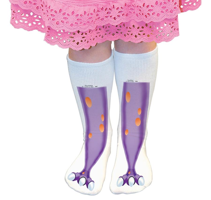 20ed3fbd4 T Rex Socks, T Rex Sock, T Rex Girl Socks, Girl Socks