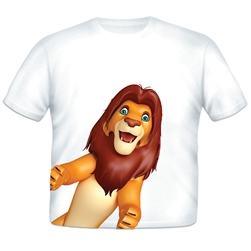 Lion Sidekick Toddler T-shirt