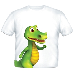 Alligator Sidekick Toddler T-shirt