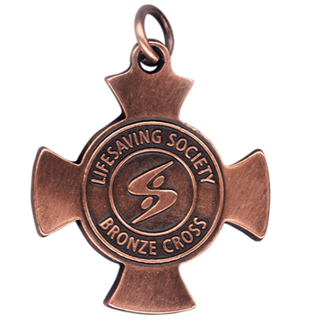 Bronze Cross Medal - Pack of 20