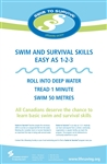 Swim to Survive Poster
