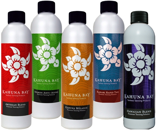 spray tan solution