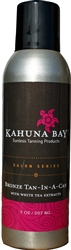 Kahuna Bay Bronze Sunless Tanning Spray With Bronzers