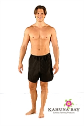 Kahuna Bay Tan Disposable Men's Boxers