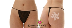 Disposable Spray Tanning Thong Underwear
