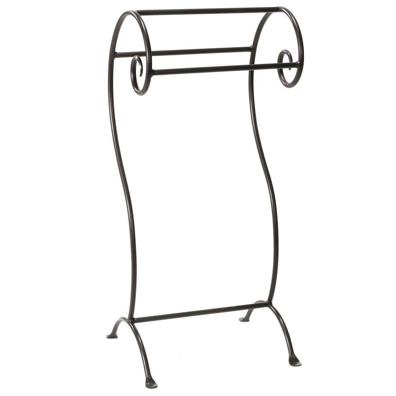 Waterbury Wrought Iron Towel Rack | Measures 17.5"|1280|1280|?|False|cadf5aea7a81f16d53a65fb740054efb|False|UNLIKELY|0.37084588408470154