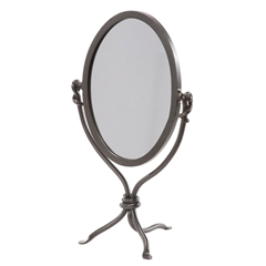 Queensbury Table Mirror - Stone County Ironworks
