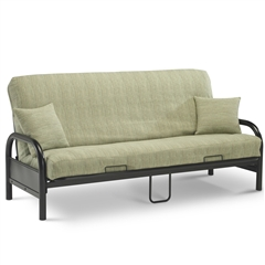 Saturn Iron Futon