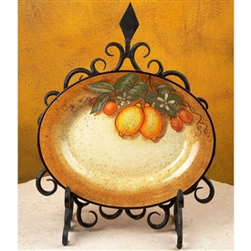 Mercato Serving Platter by Bella Toscana