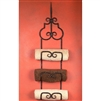 Pictured here is the Siena Triple Towel Rack by Bella Toscana
