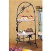 Vineyard 2 Tier Marble Server Bella Toscana