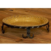 Wrought Iron Villa Serving Platter by Bella Toscana