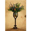 Wrought Iron Milan Vase by Bella Toscana