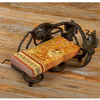Wrought Iron Vineyard Rectangle Napkin Holder by Bella Toscana