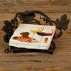 Wrought Iron Luncheon Napkin Holder by Bella Toscana