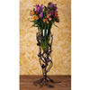 Wrought Iron Large Vineyard Vase by Bella Toscana