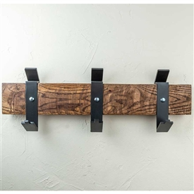 Pictured here is the Urban Forge Coat Rack