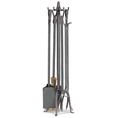 5 Piece Old World Fireplace Tool Set from Pilgrim Home and Hearth