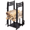Wrought Iron Portfolio  Fireplace Hearth Center by Pilgrim