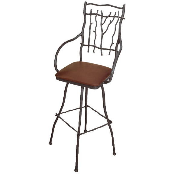Superb Large South Fork 25In Swivel Counter Stool Seat Height 25In Lamtechconsult Wood Chair Design Ideas Lamtechconsultcom