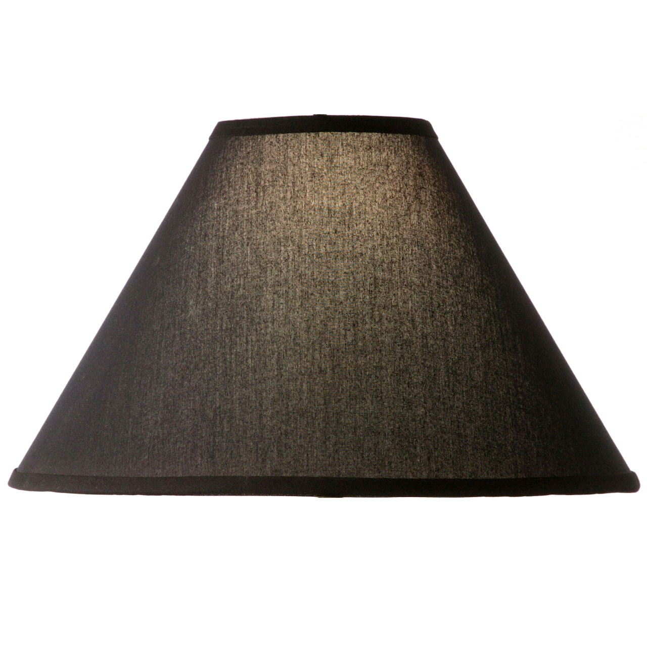 Natural black floor lamp shade 18 natural black linen floor lamp shade 18 aloadofball Gallery