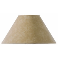 Parchment Table Lamp Shade 18""