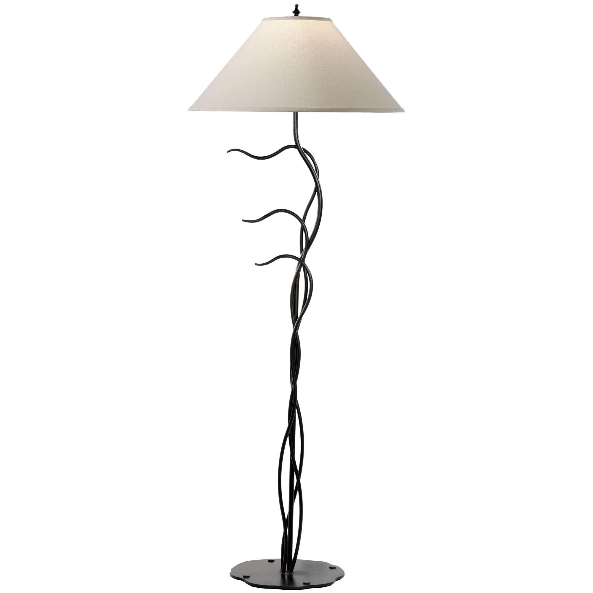 Wrought Iron Floor Lamp Breeze Floor Lamp